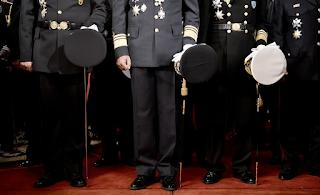 Αυτοί είναι οι μισθοί των Ελλήνων αξιωματικών