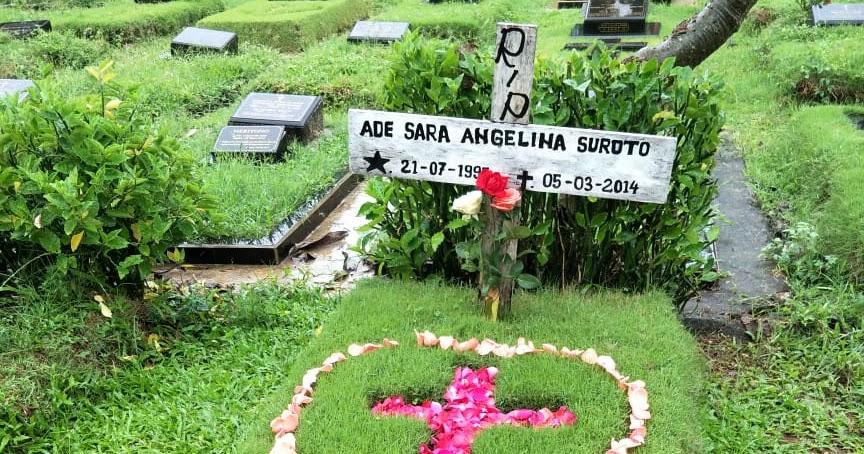 Ade Sara Angelina Suroto | TPU Pondok Kopi - Media Inspirasi