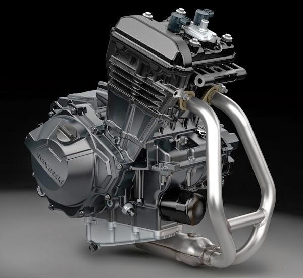 Enjin Motosikal | In-Line VS V-Twin : Kelebihan Dan ...