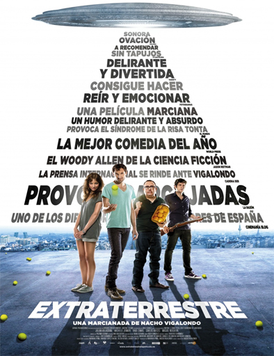 Ver Extraterrestre (Extraterrestrial) (2011) Online