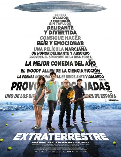 Ver Extraterrestre (Extraterrestrial) (2011) Online