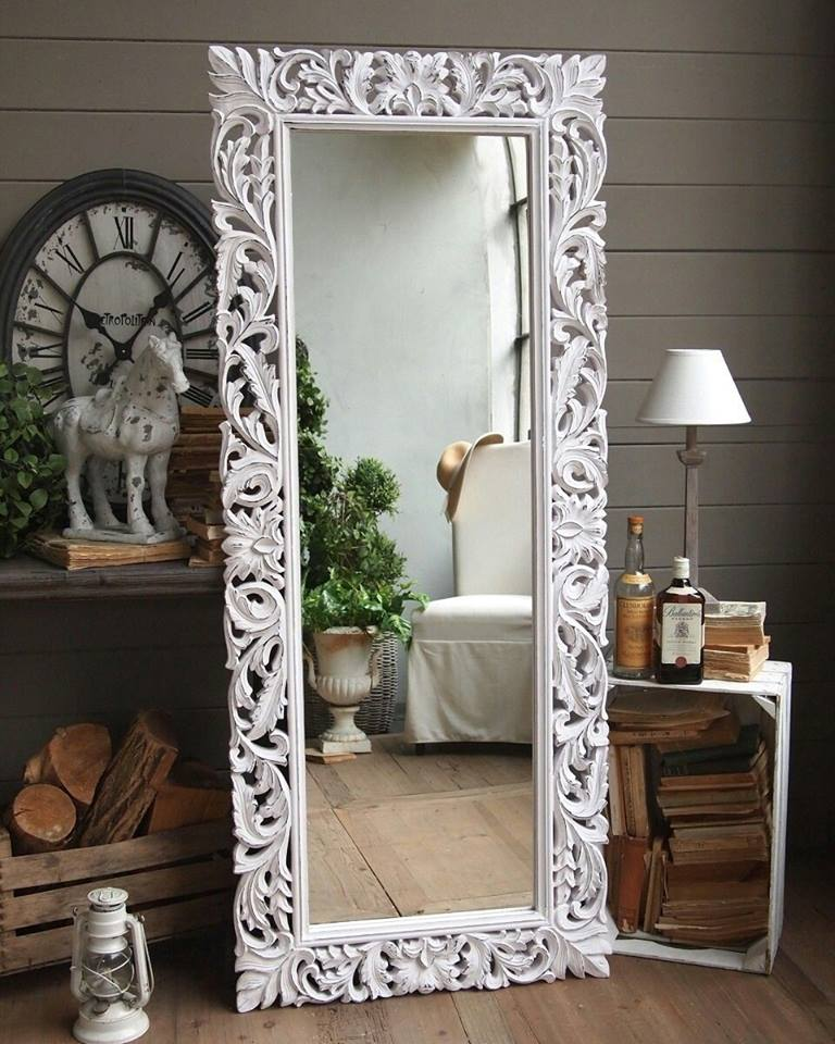 3d mirror frame free stl file - cnc world