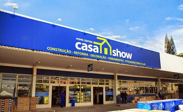 Casa Show Contrata Repositor no Rio de Janeiro