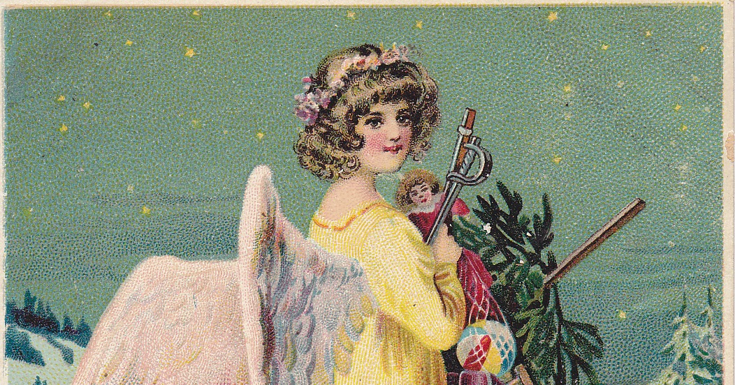Madeline S Memories Vintage Christmas Cards