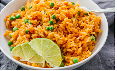Simple STOVETOP MEXICAN RICE #mexicanfood