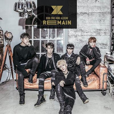 Perdengarkan Cuplikan Lagu Mini Album 'Remain' KNK