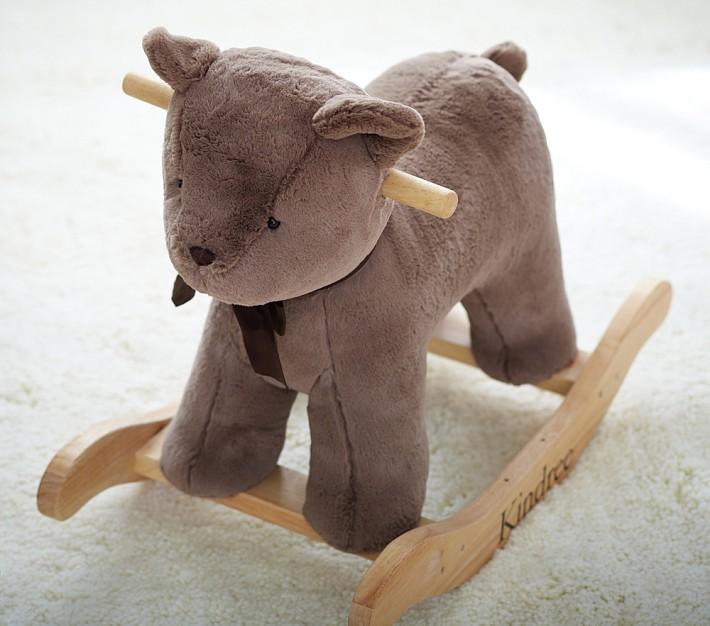 pottery barn baby rocking chair office cusion hydrangea hill cottage: posh nursery #3 - ivory