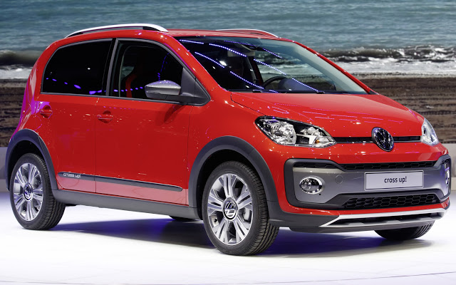 Volkswagen Up! 2017: mudanças no design e no interior