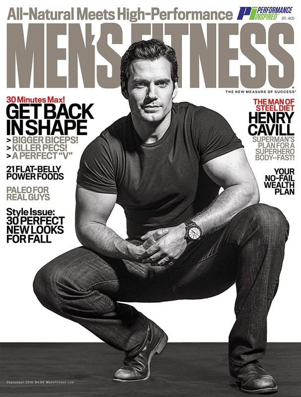 f26c2a14454 Henry Cavill News  Men s Fitness Covers  Which One Are You Getting