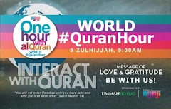 Program World #QuranHour 9 Zulhijjah 1437H
