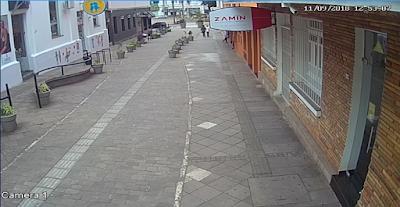 Câmera ao vivo de Nova Prata RS