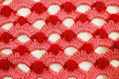 2 -Patron puntada 23 de enero a crochet y ganchillo