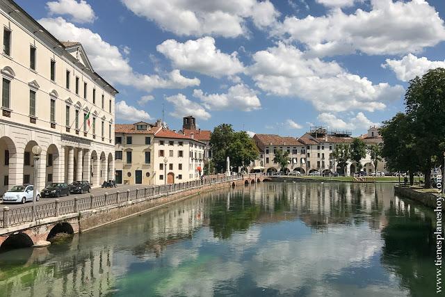 Treviso viaje Italia 15 días