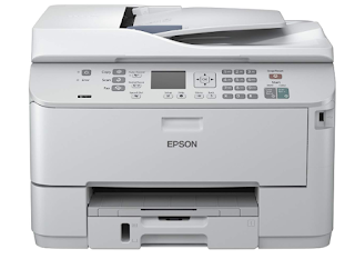Epson WorkForce WP-M4525DNF Printer Drivers and Software