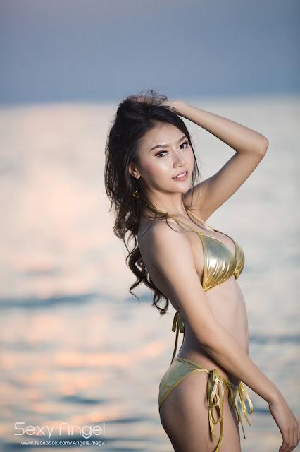 Hot girls Thai porn model Nirada Guernongkun 9