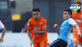 Borneo FC vs Barito Putera 2-1 Highlights