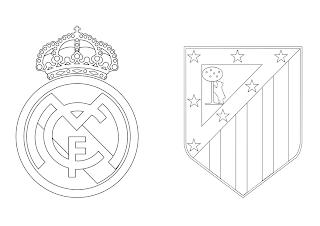 Top 12 Escudo Del Real Madrid Para Colorear E Imprimir
