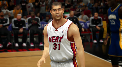 NBA 2K14 Shane Battier CF Patch