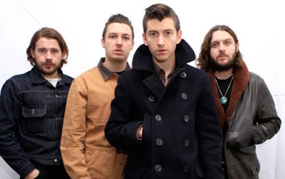 Band Alternative Rock Barat Terbaik Arctic Monkeys