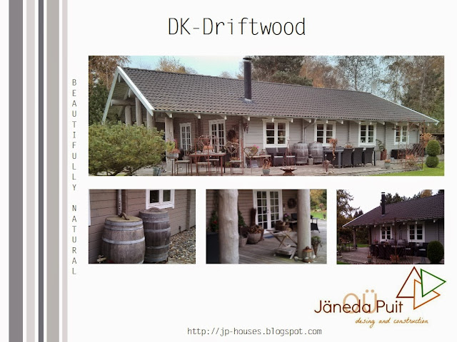 log design driftwood