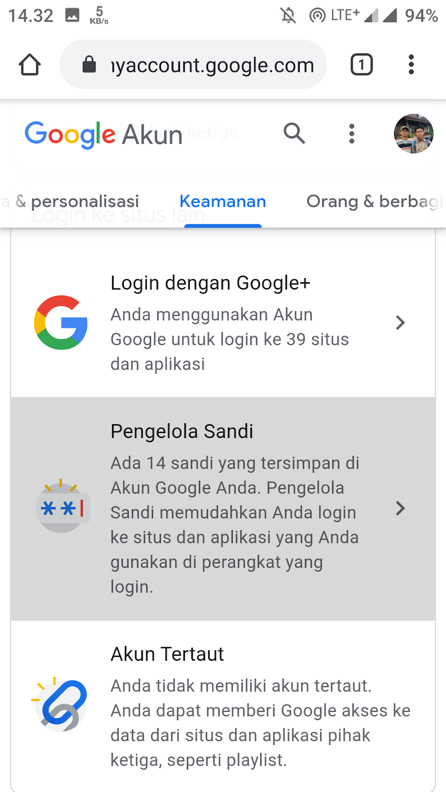 Cara Melihat Password Yang Tersimpan Di Akun Google Kita Webaik
