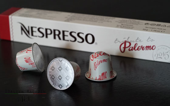 Tribute to Palermo Espresso