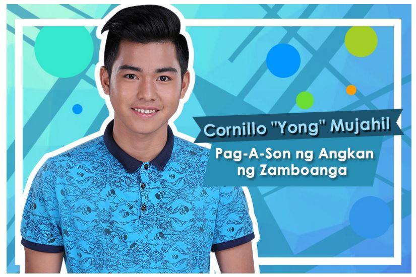 Cornillo 'Yong' Muhajil, 16 (Pag-A-Son ng Angkan ng Zamboanga)