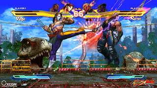 Street Fighter X Tekken Full Version Download