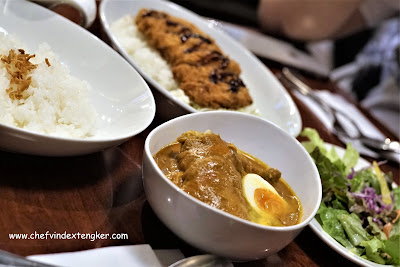 TEMMA CURRY and CURRY PAN – NAKANO JEPANG, vindex tengker
