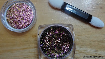Beauty Bigbang, Chameleon Flake Powder, J2106-6C