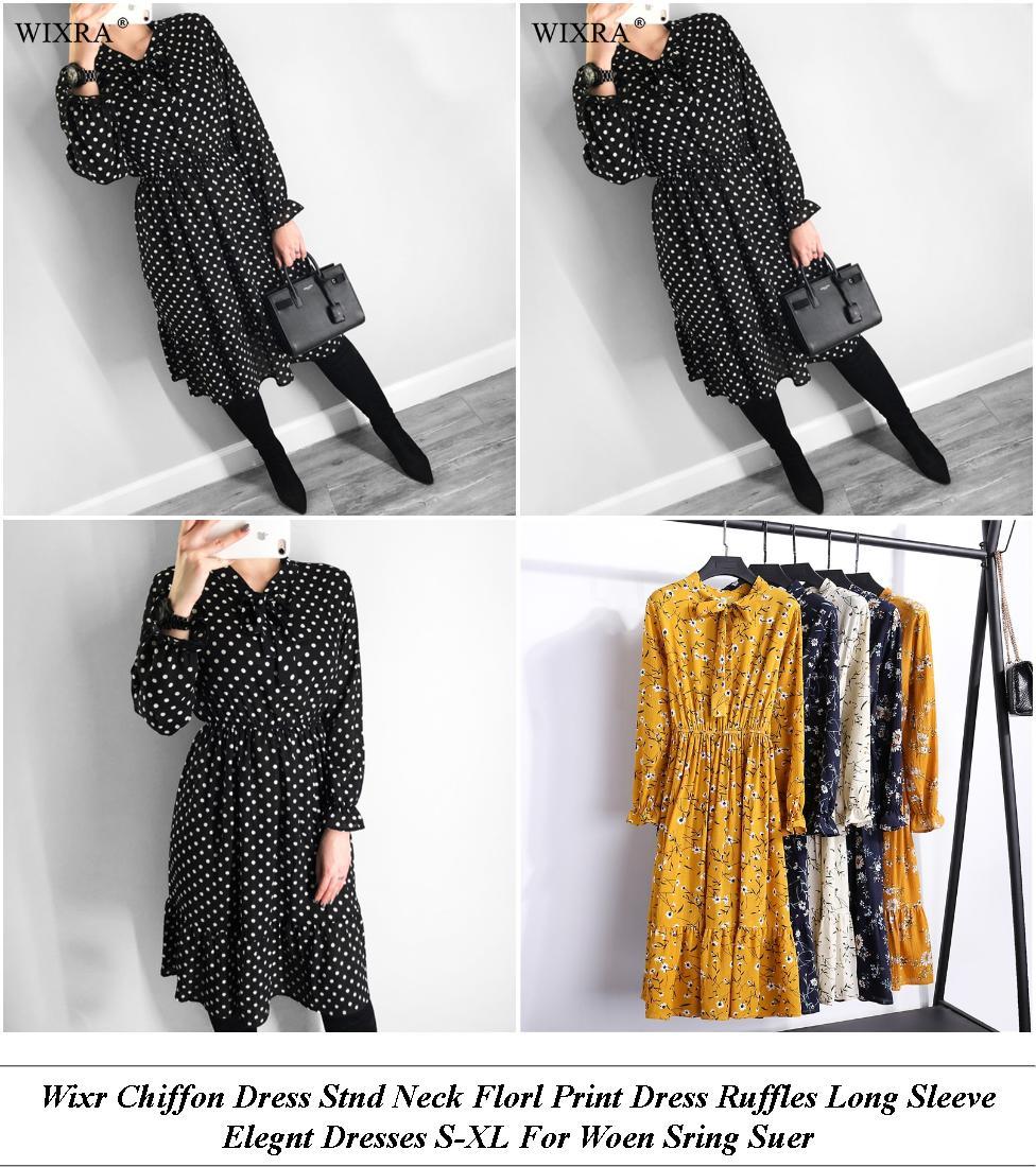 Burgundy And Grey Dress - Teenage Vintage Clothing Online - Formal Shops Western Sydney