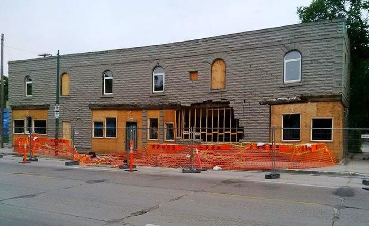 543 Sargent Avenue Hood Block Craik Apartments