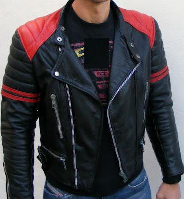Gambar Jacket Kulit Motor Trendy