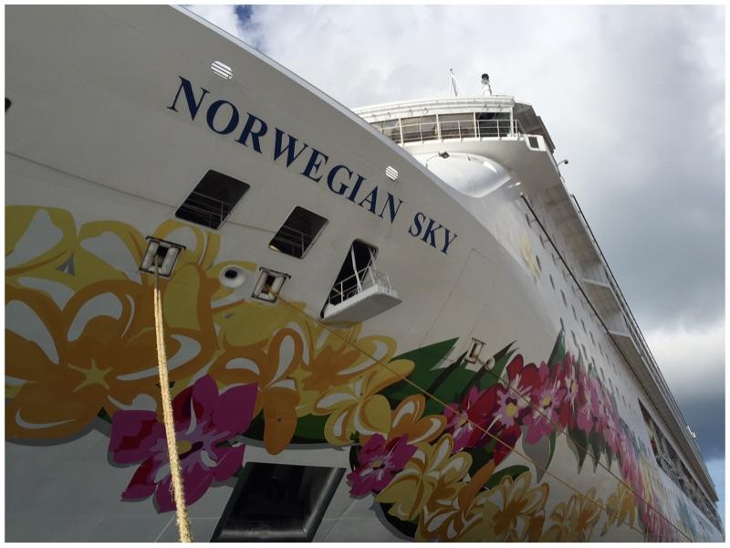 Cruzeiro Norwegian Sky Bahamas