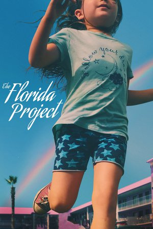 Poster The Florida Project 2017
