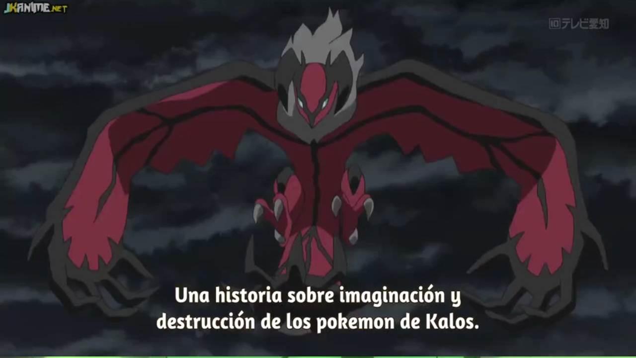 Pokemon XYZ cap 48 Sub Español