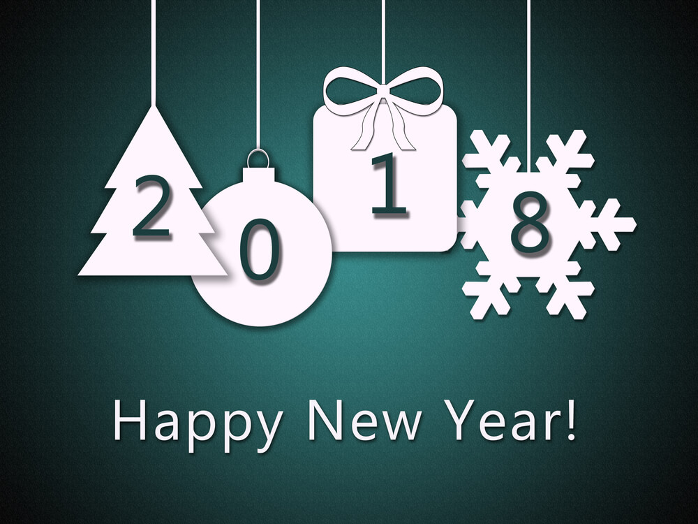Happy New Year 2018 Images for Facebook