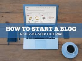 how to start a blog step by step 20 minute