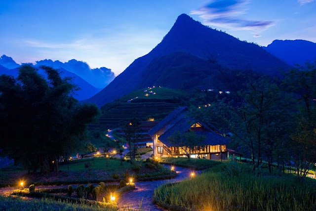 Topas Ecolodge - One of the most luxurious and beautiful resorts in Sapa