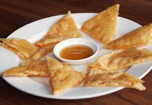 Gong Ga Bang ~ Thai Prawns Pancake  RM 18.90