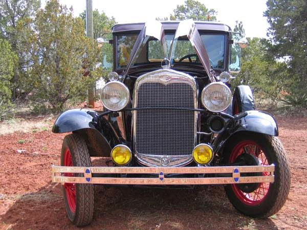 1931 Late Model A Ford Pickup | Auto Restorationice