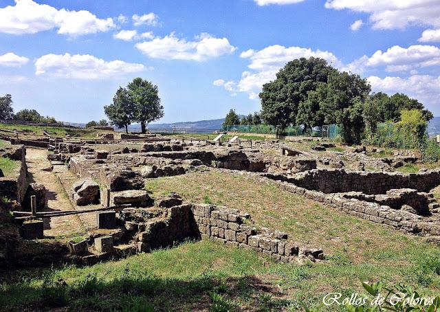 Acrópolis Etrusca Volterra