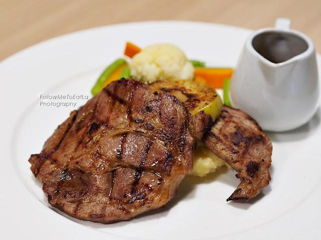 Spanish Pork Chop RM 25