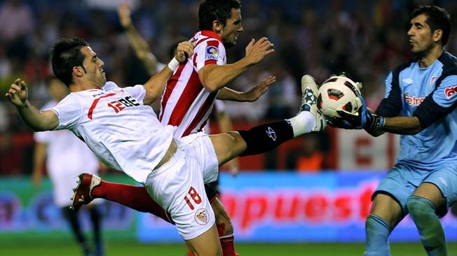 Athletic Bilbao x Sevilla 2016