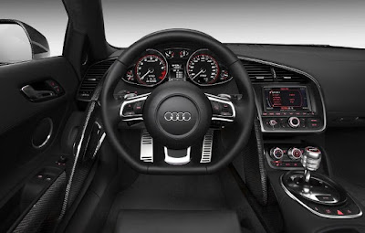 Audi R8 Features