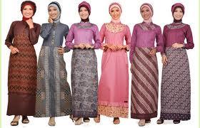 busana muslim glamour