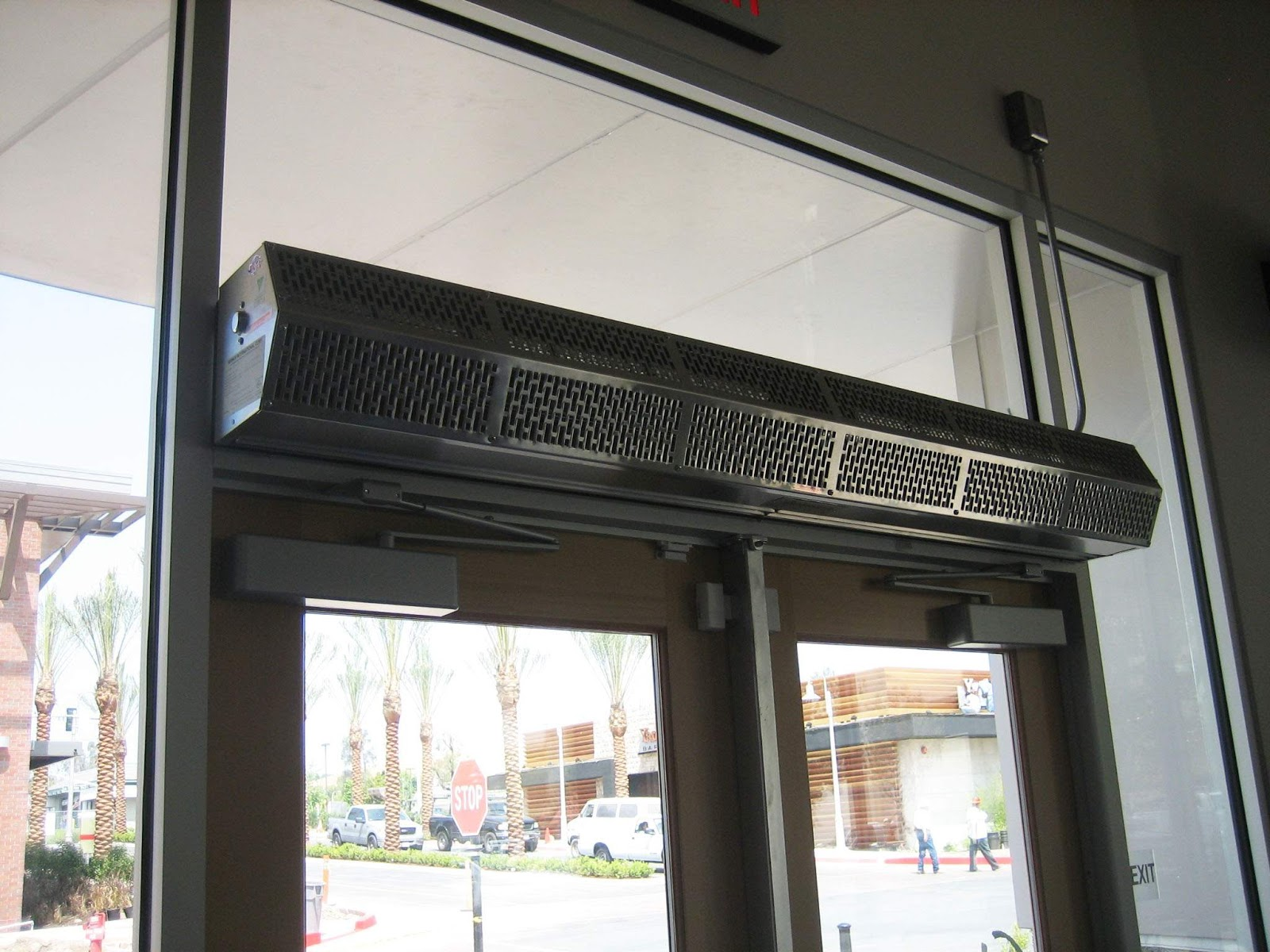 Air Curtain Amp Air Door Specialists The Important