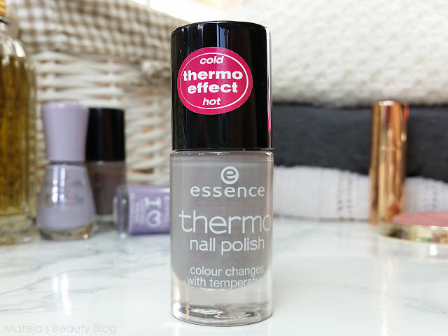 Essence Thermo Nail Polish 05 The Ice Is Melting