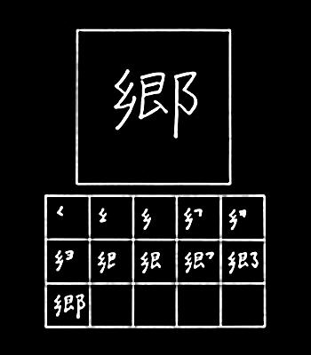 kanji township