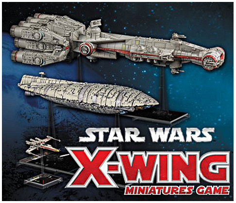 BLACK SIX RED SEVEN: FFG RELEASE THE NEW X-WING FAQ AND EPIC RULES